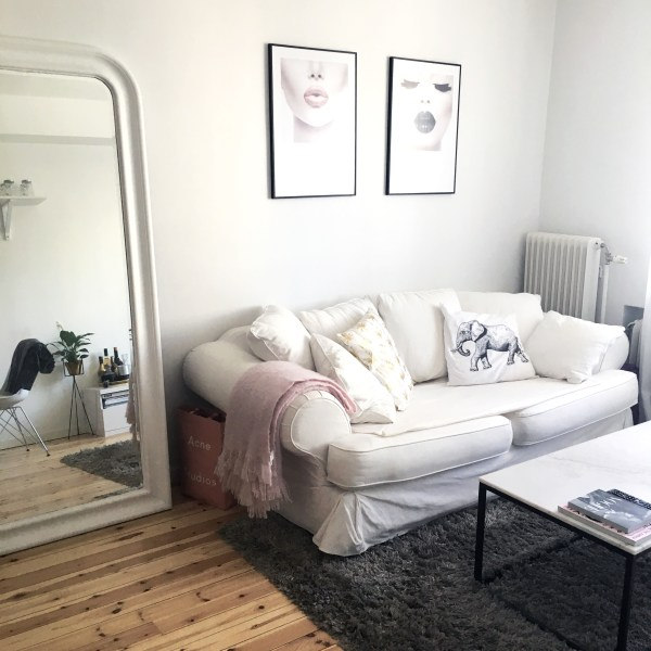 Cute Minimalist Airbnb | Stockholm | The Travel Medley