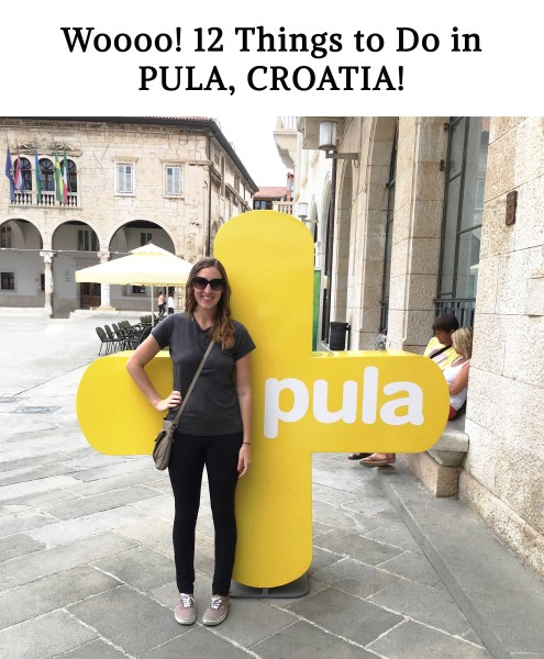What to do in Pula, Croatia | The Travel Medley