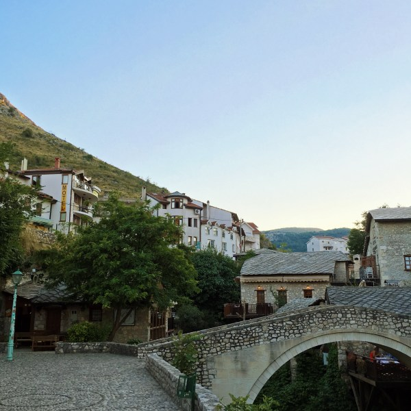 A City Divided | Mostar, Bosnia and Herzegovina | The Travel Medley