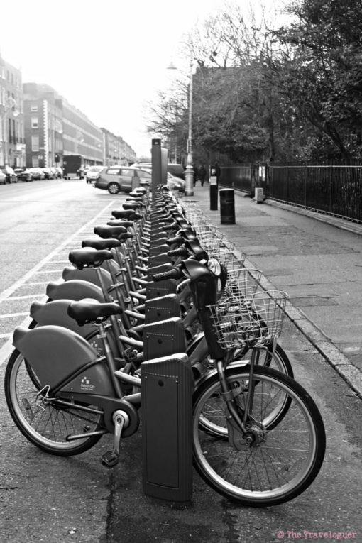 Dublin City Bicycles