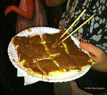 pancake bangkok street food