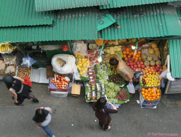 hong kong life escalators budget sights
