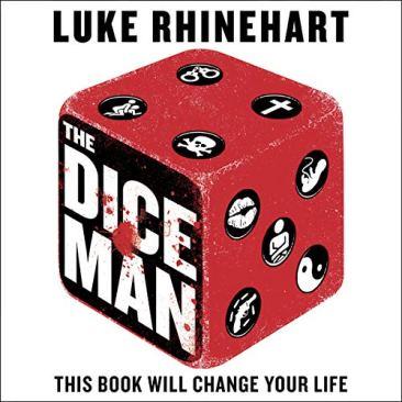 Book cover of The Diceman by Luke Rhinehart