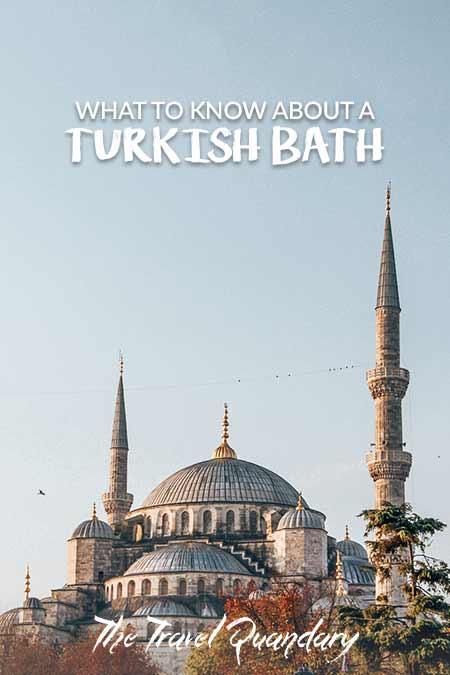 Pinterest Board |What Happens In A Turkish Bath