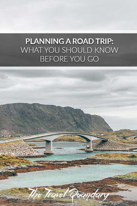 Pin to Pinterest: Things to know when planning a road trip