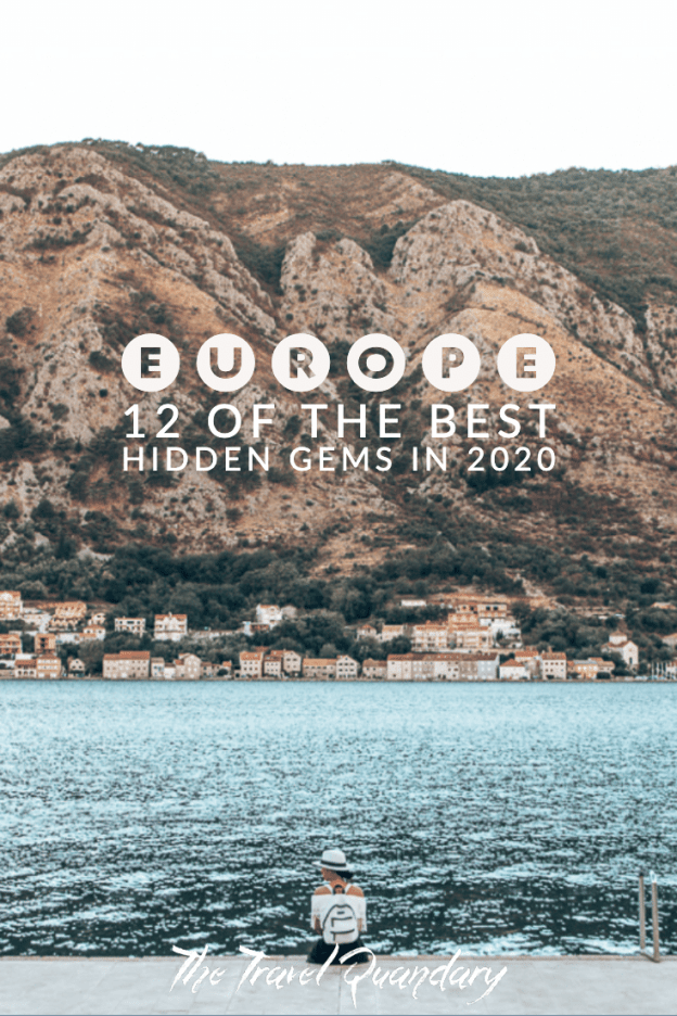 Pin to Pinterest: Best Hidden Gems in Europe for 2020