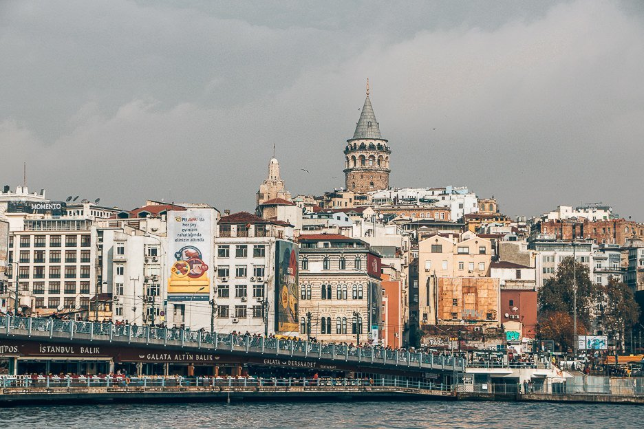 View of Galata, Istanbul