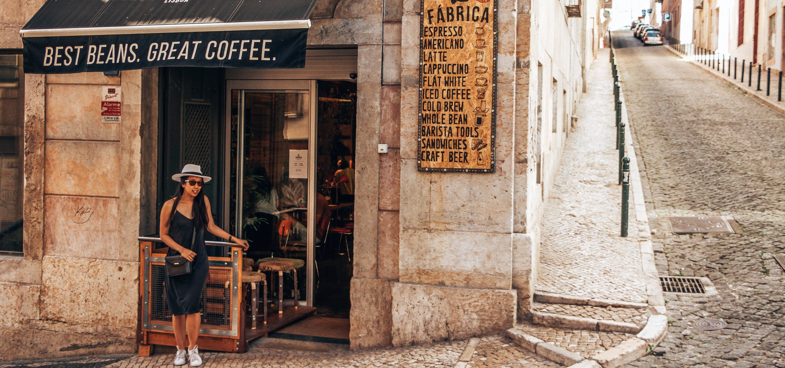The 5 Best Cafes In Lisbon Portugal