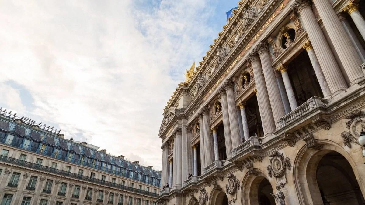 Things to do in Paris - Palais Garnier Opera House