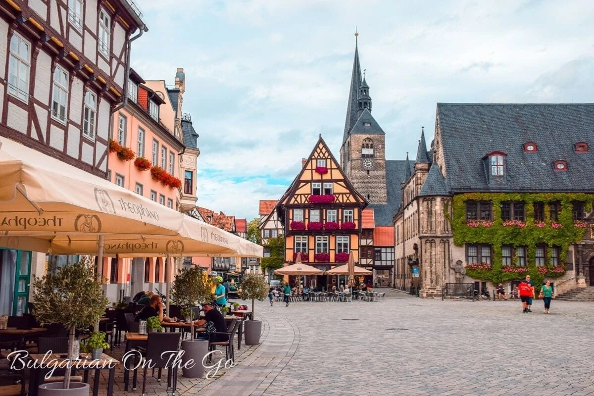 Quedlinburg, a quaint hidden gem in Germany