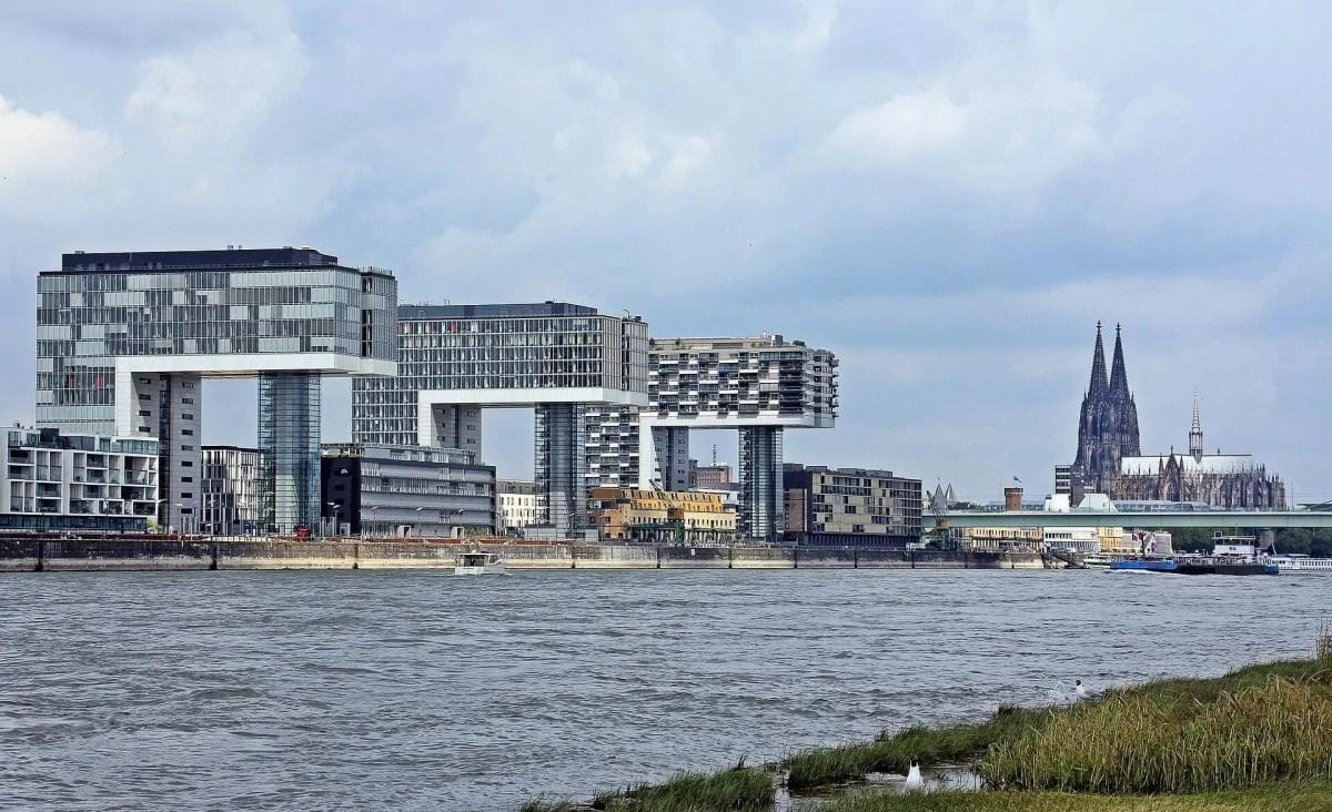 Cologne Rheinaufhafen