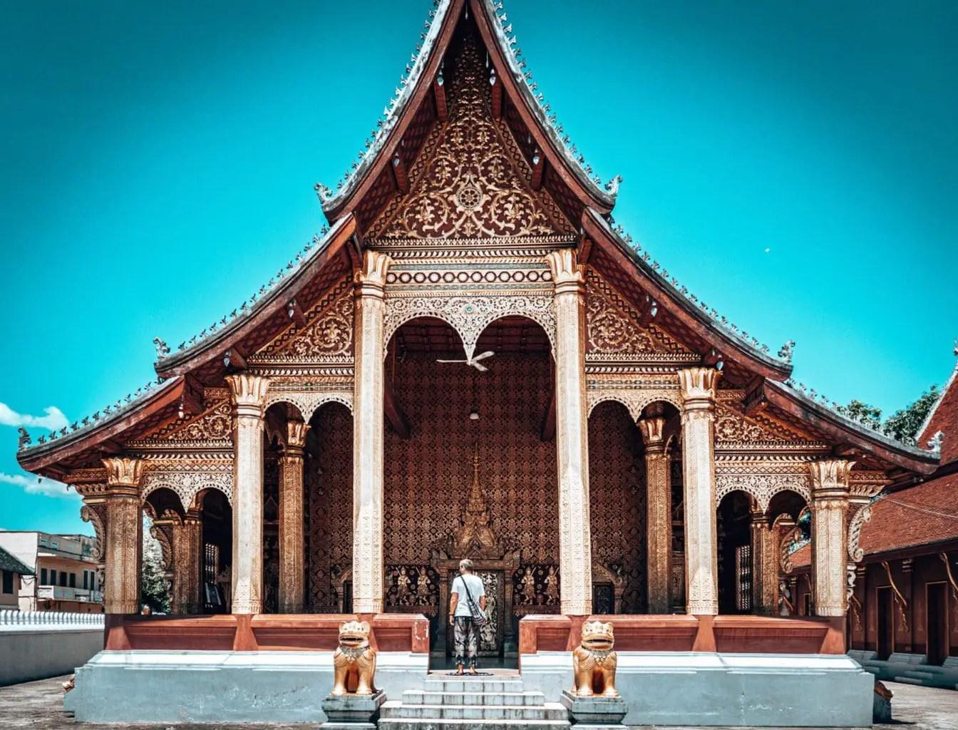 Sensoukaram Temple, Luang Prabang