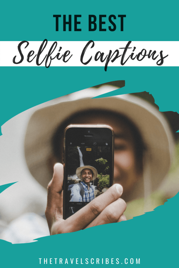 Looking for the best captions for pictures of yourself? We've got the ultimate list of over 300 selfie captions for your Instagram!