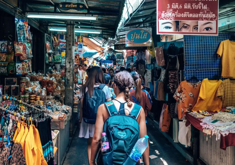 Wang Lang Market, Bangkok