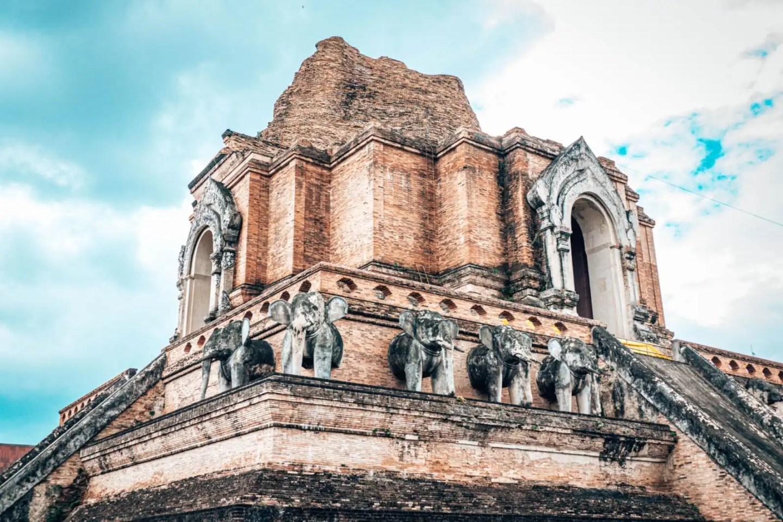 Wat Chedi Luang, Chiang Rai
