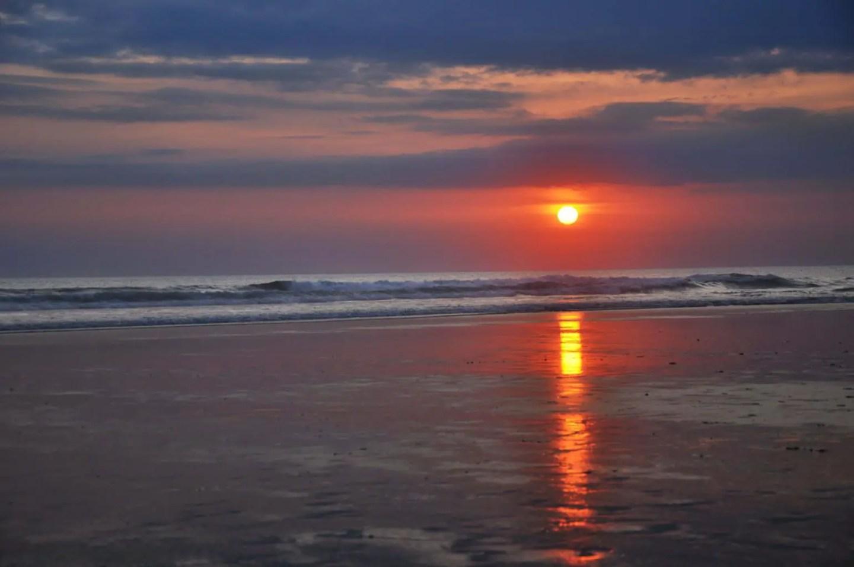 7 days Bali itinerary - Seminyak beach