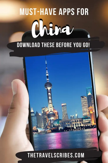 Apps for China