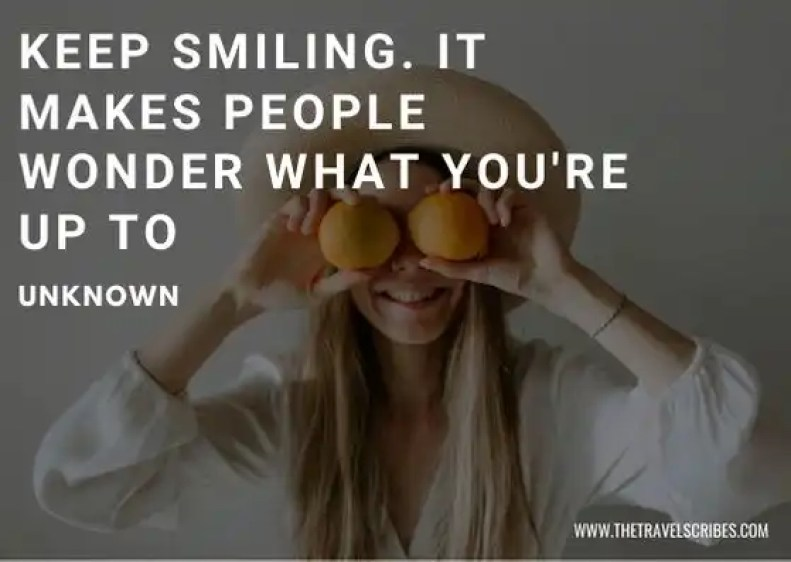Smile Quotes Smile Captions - Sassy Smile Caption