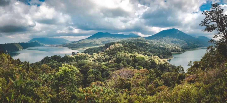 Wanagiri Hidden Hills - Twin Lake Viewpoint