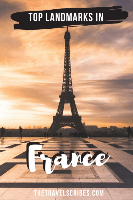 French landmarks you can't miss