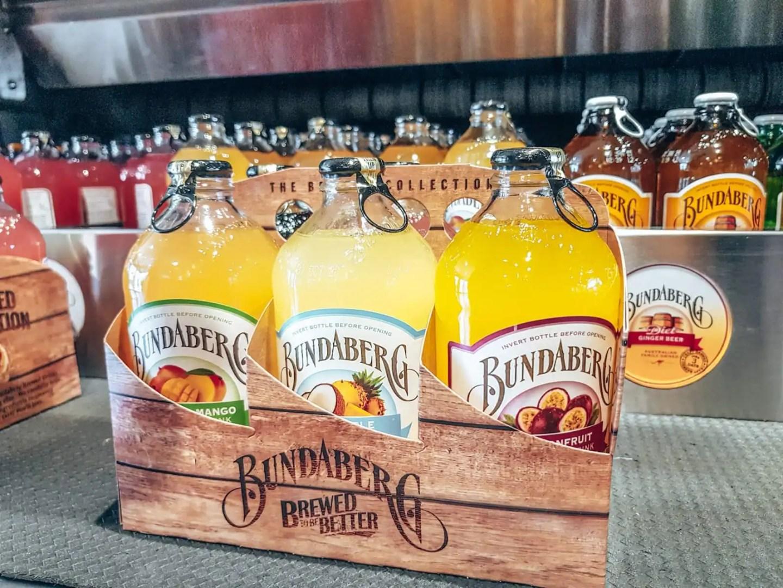 Bundaberg Barrel tour between Cairns and Brisbane