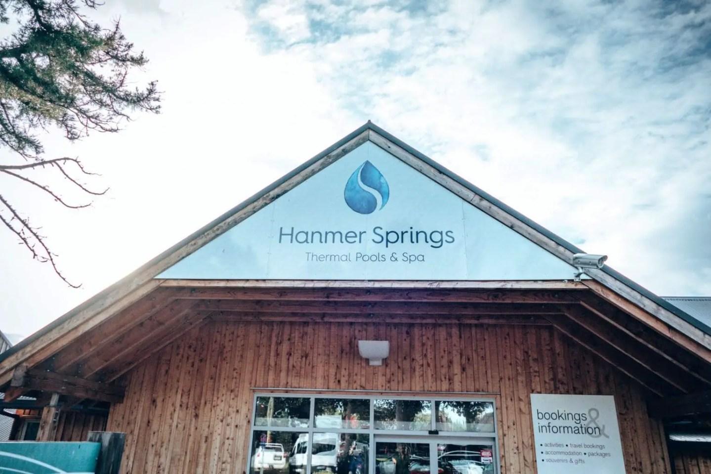 Thermal Baths at Hanmer Springs