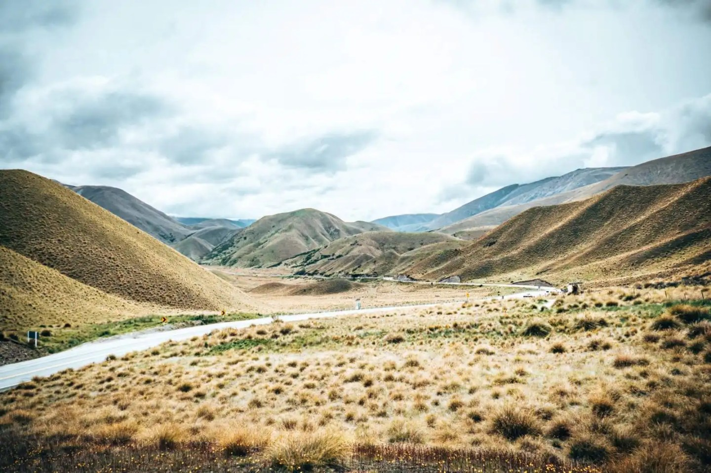 Lindis Pass Lookout