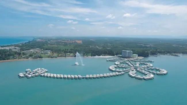 Landmarks in Malaysia - Port Dickson Lexis Hibiscus