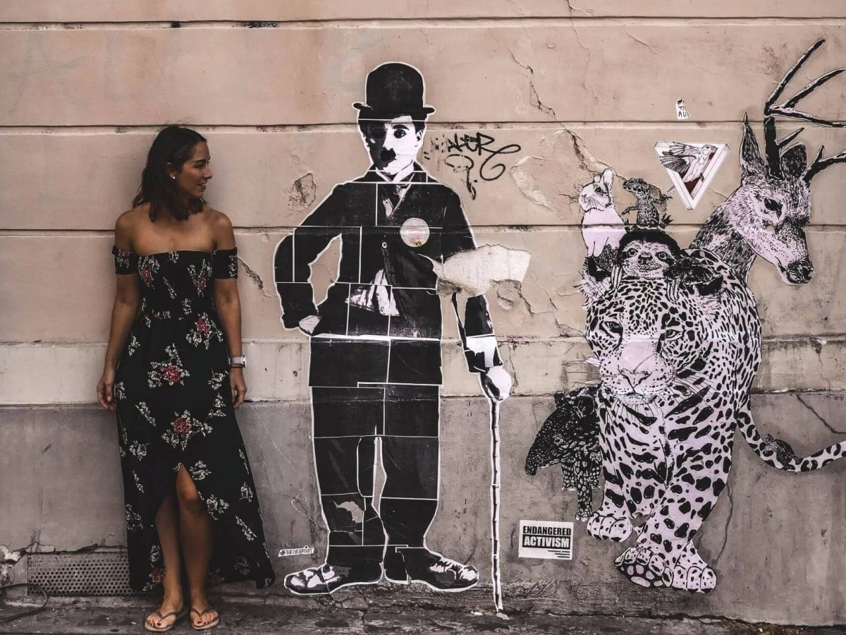 Things to do in Paris - art and streets of Montmartre