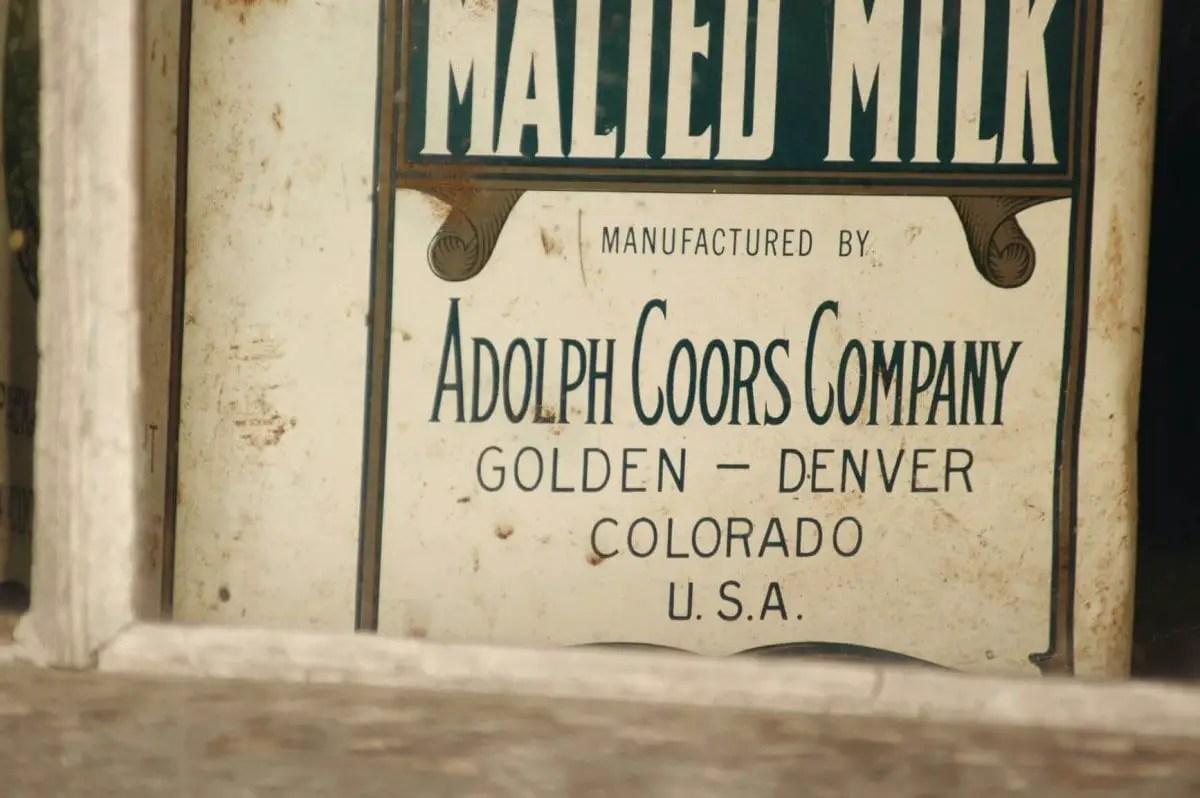 Coors Factory Golden Colorado