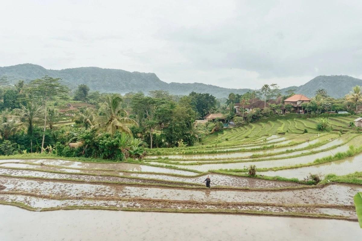 Sidemen - a secret spot in Bali Indonesia