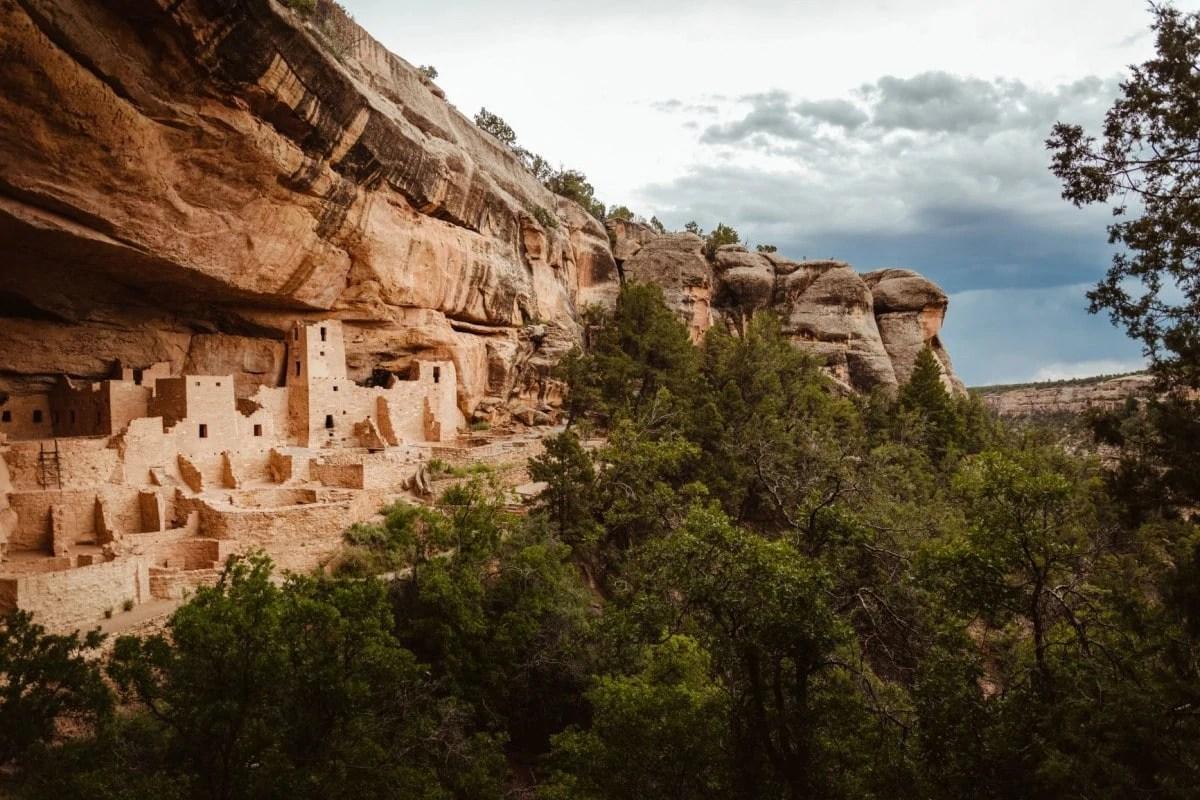 Mesa Verde National Park - historical landmarks in USA