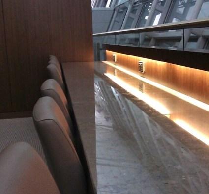 asiana business class lounge seoul
