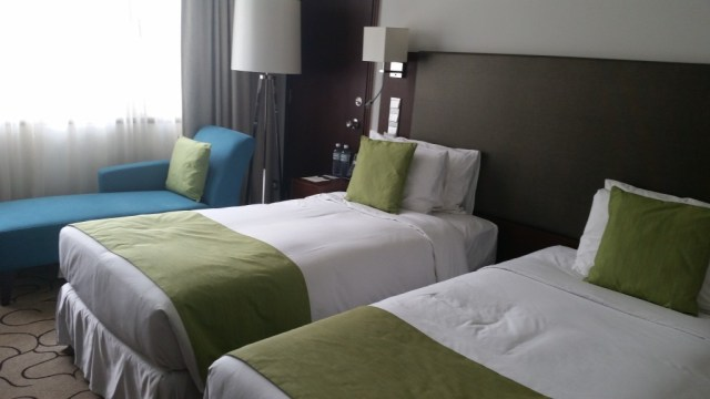radisson hotel brunei darussalam review