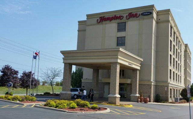 hampton inn by hilton toronto-mississauga west
