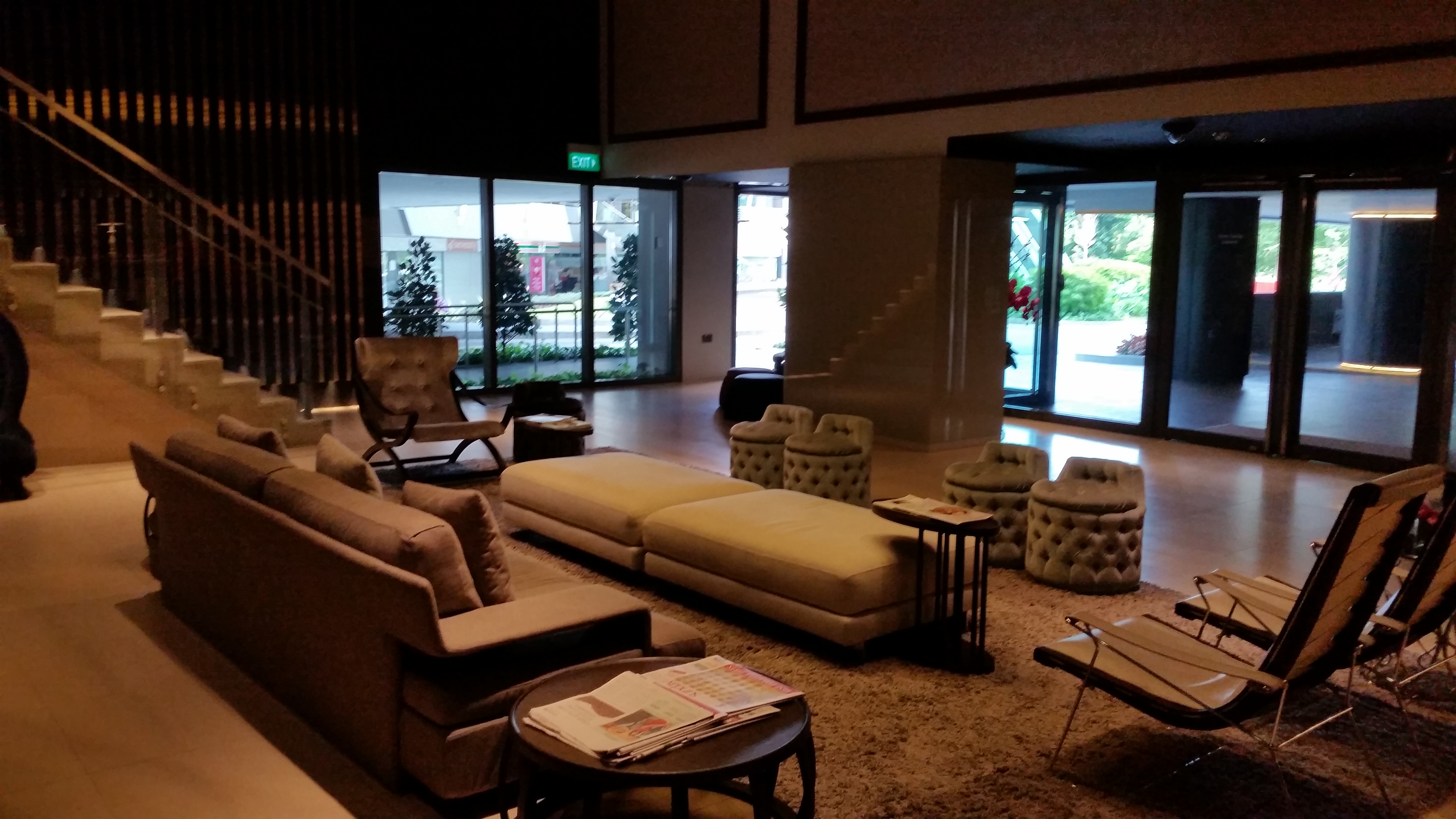 Review Pan Pacific Serviced Suites Beach Road Singapore