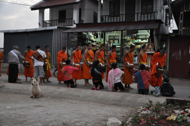 best things to do in luang prabang Laos itinerary