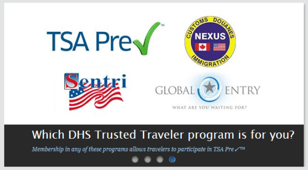 How to Get TSA PreCheck: A Guide on How Best to Apply Tsa Precheck vs. Global Entry vs. Nexus vs. Sentri Application Process