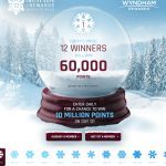 Win Up To Ten Million Wyndham Rewards Points! [Ended]