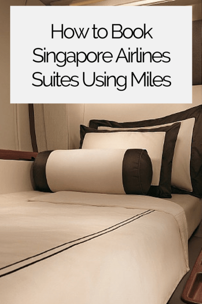 The complete guide to booking award tickets in Singapore Airlines Suites, including list of all Singapore Suites routes, overview of Singapore KrisFlyer mileage program and how to earn Singapore KrisFlyer miles.
