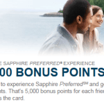 Earn Points for Referring the Chase Sapphire Preferred Credit Card to Your Friends and Family