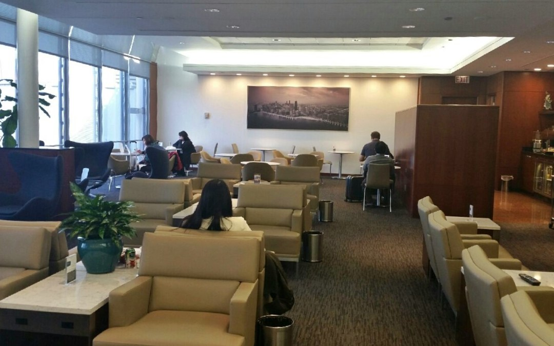 Review: United Global First Lounge – Chicago O'Hare