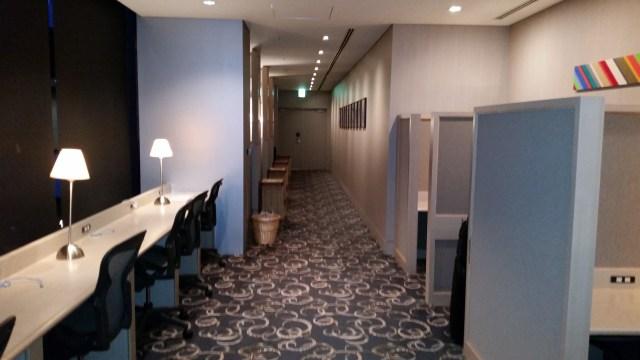 united global first lounge tokyo