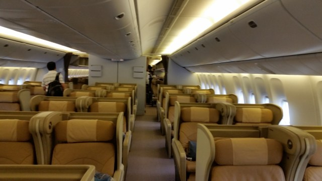 singapore airlines business class 777