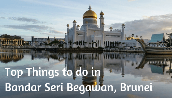 Things to do in Bandar Seri Begawan, Brunei