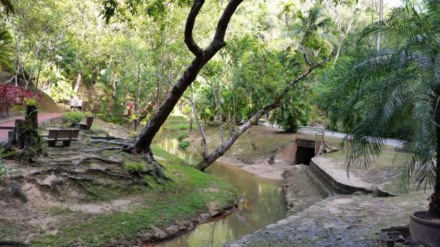 tasek lama park brunei Bandar Seri Begawan