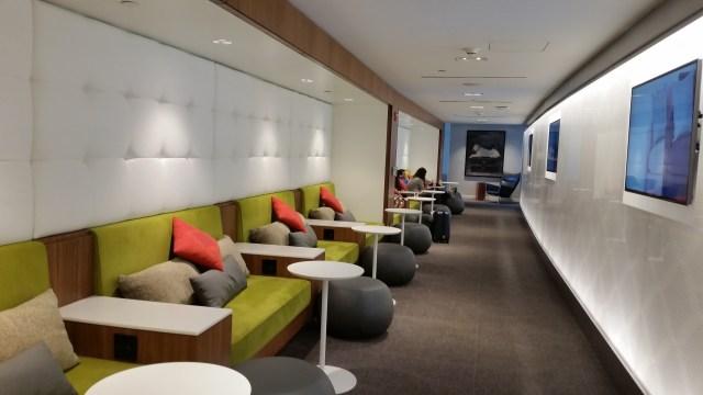 amex centurion lounge new york laguardia lga