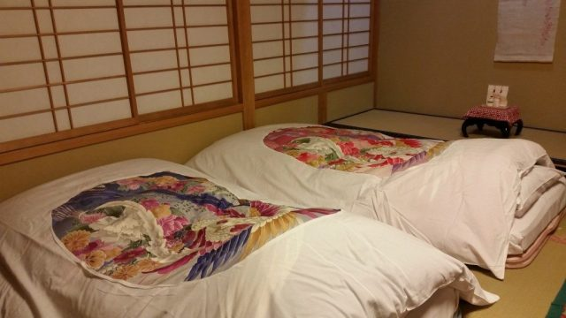 Should i stay in a ryokan? Yes if you don't mind sleeping on a futon on the floor