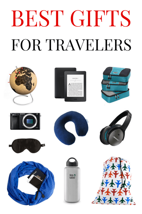 51 Best Gifts for Travelers This Year