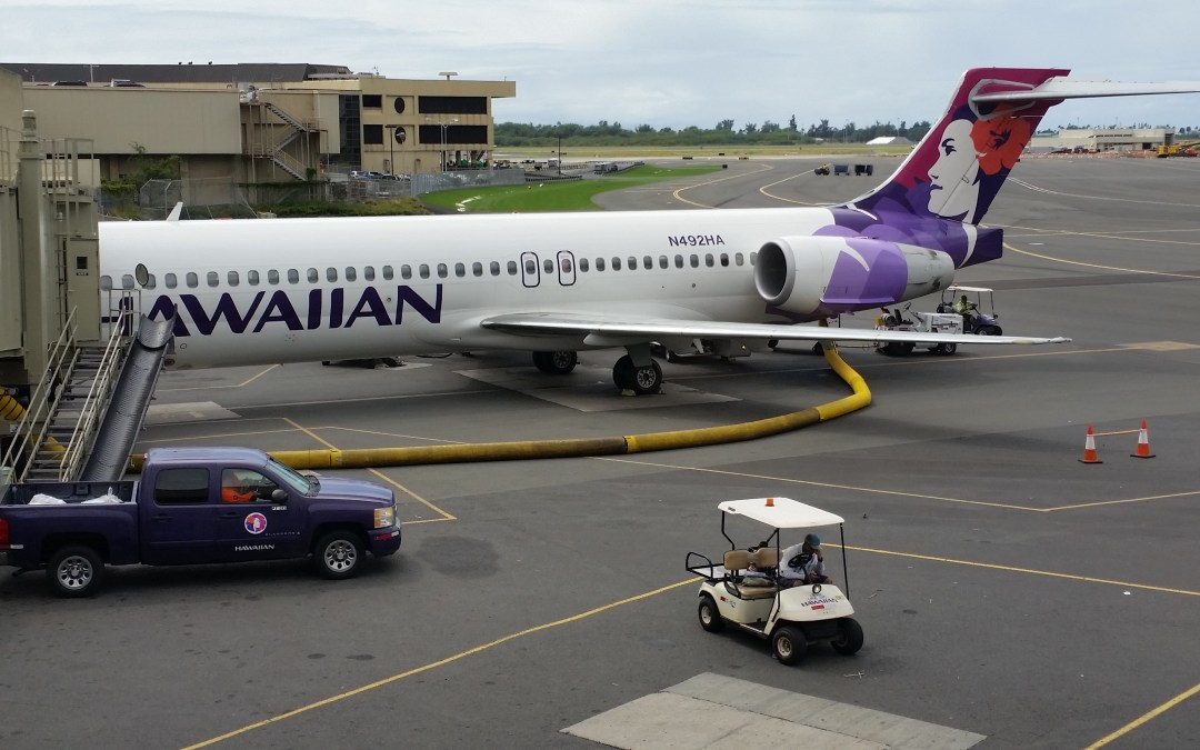 Hawaiian Airlines Economy Class Review (Boeing 717-200) from Honolulu to Kauai